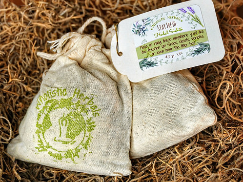 Stay Fresh | Herbal Sachets | Two Pack!