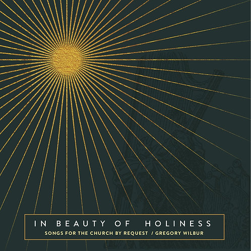CD: In Beauty of Holiness
