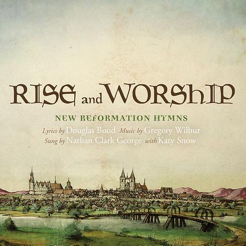 CD: RISE & WORSHIP