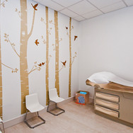 Bannockburn Office | Pediatric Patient Room