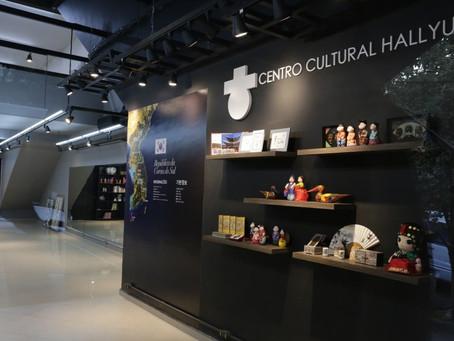 Você conhece o Centro Cultural Hallyu?