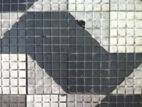 Pisada paulista: como surgiu a famosa calçada com símbolo de São Paulo?