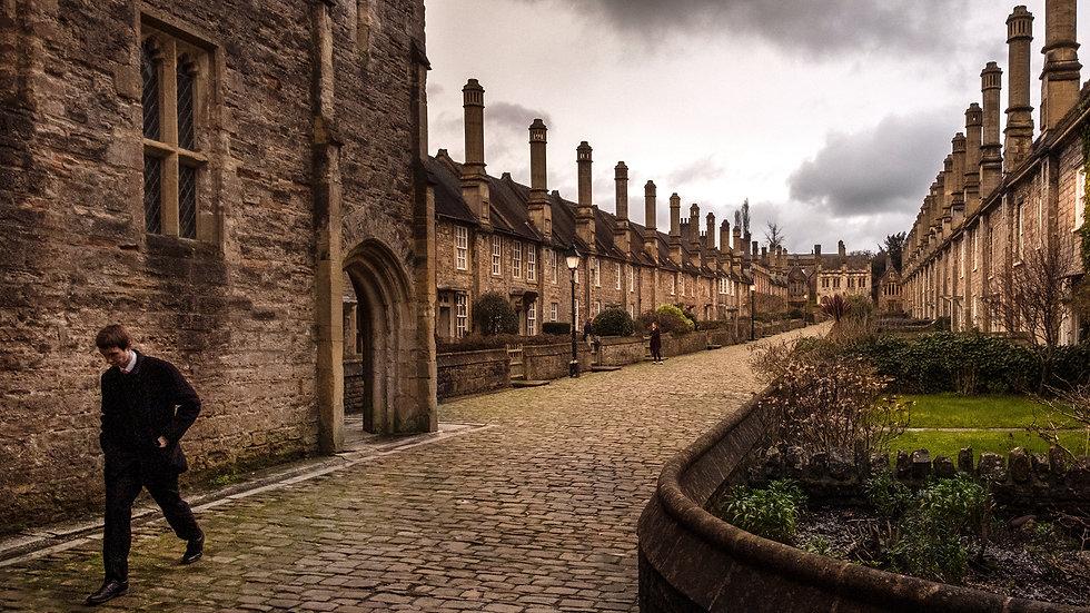 Vicars Close, Wells c1345