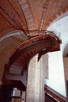 Scala in metallo Orsanmichele 1965 1967