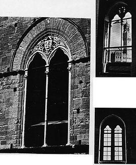 Infissi in doppio cristallo autoportante Orsanmichele 1965 1967