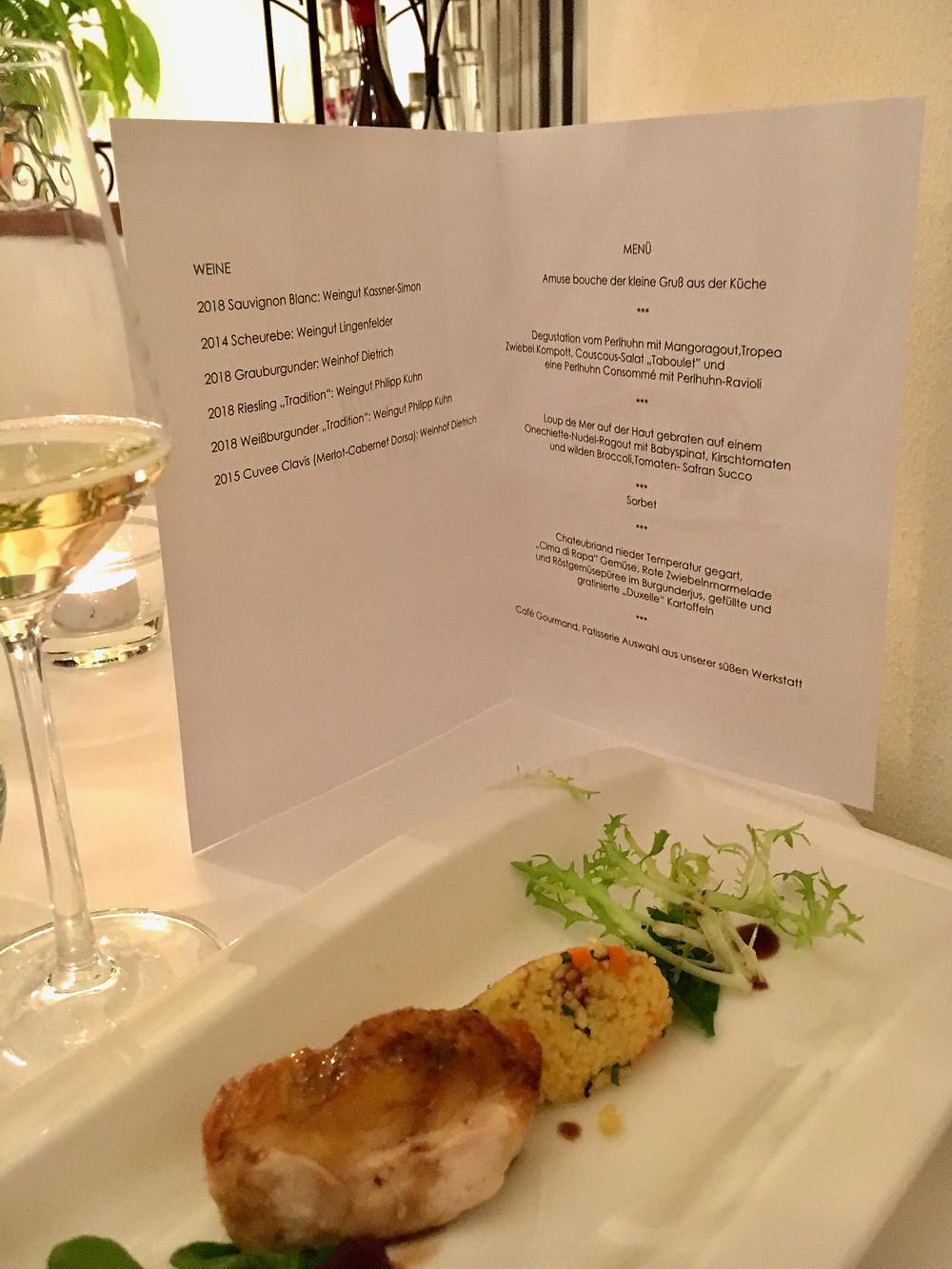 Hochzeitsfeier, Restaurant Karlbacher Großkarlbach, Pianist/Jazzpianist