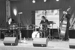 Thomas Jehle Trio - Konzert, Karlsruhe