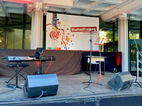 KulturFreitag in Bretten in Kooperation mit der Konzertreihe KLANGSPUREN