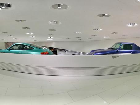 Firmenevent bei Porsche