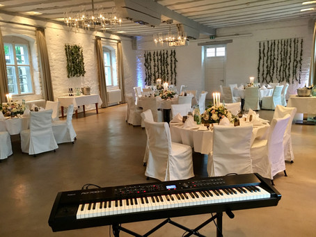 Hochzeitsdinner im schönen Deidesheim