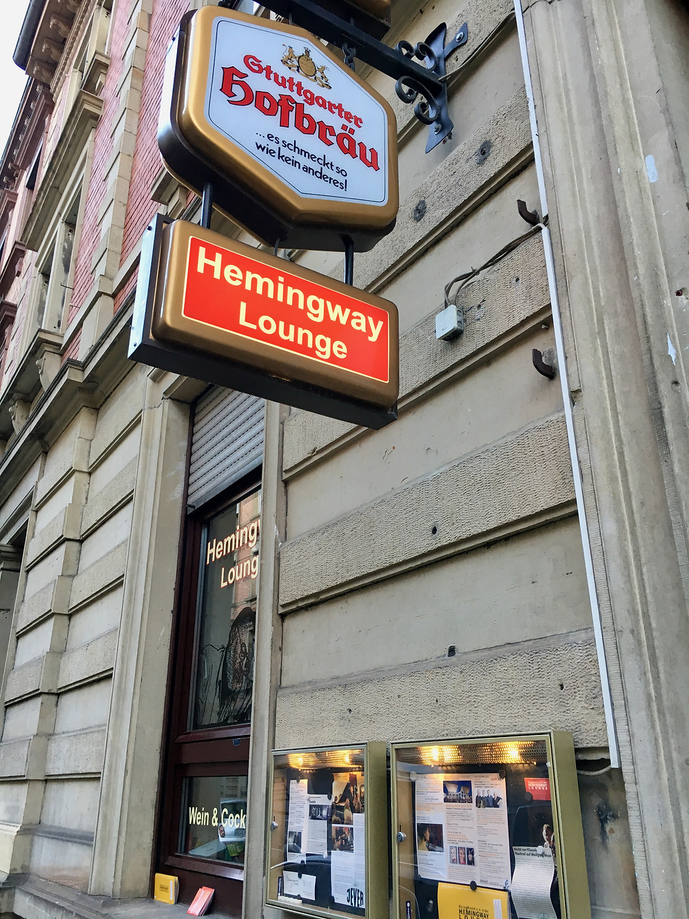 Piano BarJazz, Hemingway Lounge Karlsruhe