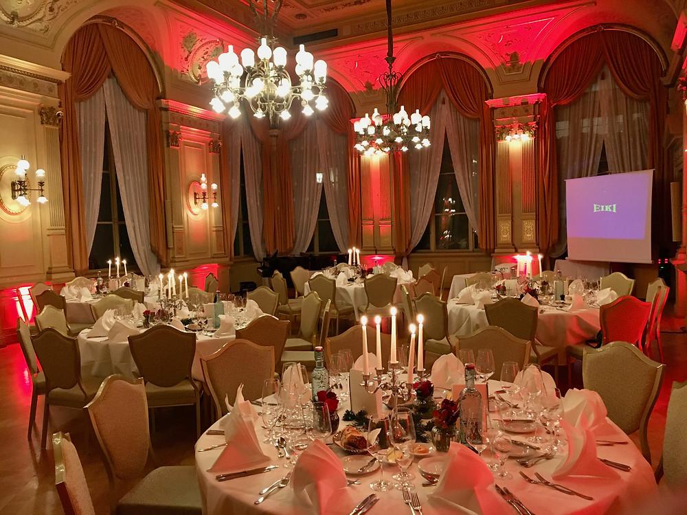 Weihnachtsfeier/Firmenfeier, Palais Prinz Carl Heidelberg, Pianist/Jazzpianist