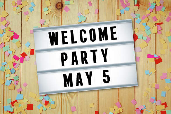 Welcome Party 2