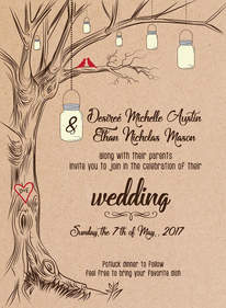 Wedding Invitaton 2