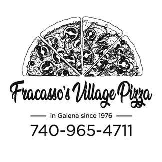 Fracasso Village Pizza Logo
