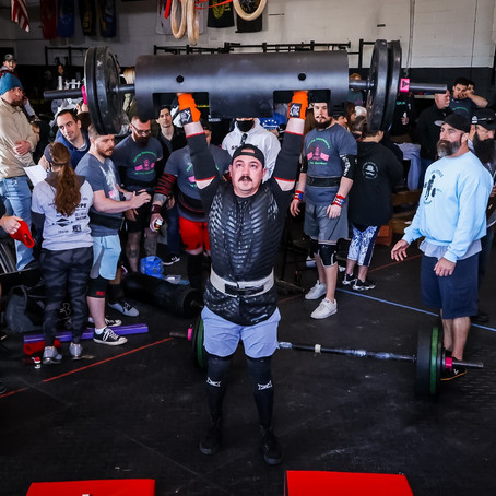 Strongman Competition 1