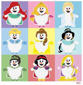 Snow Princesses