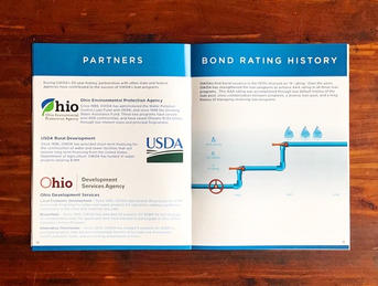 Partners and History Pages