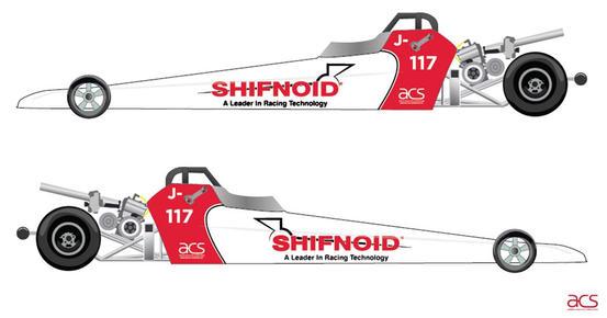 Shiftnoid Junior Dragster