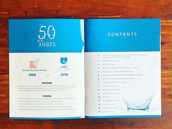 Annual Report Inside 1