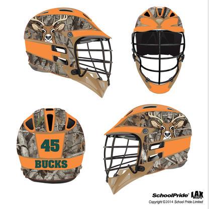 Lax Helmet - Bucks