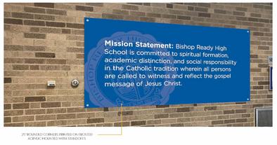 Mock up of Mission Statement