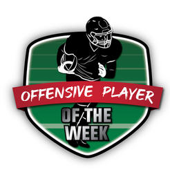 Offensive Player of the Week