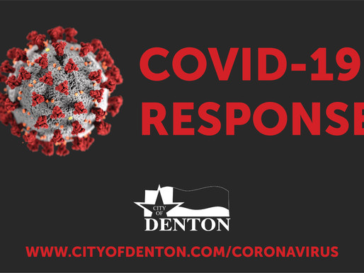 Mayor Issues Declaration of Local Disaster for COVID-19