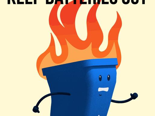 Help Us Avoid the Battery Spark!