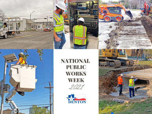 Meet our Department: Public Works Division - Street, Traffic and Drainage