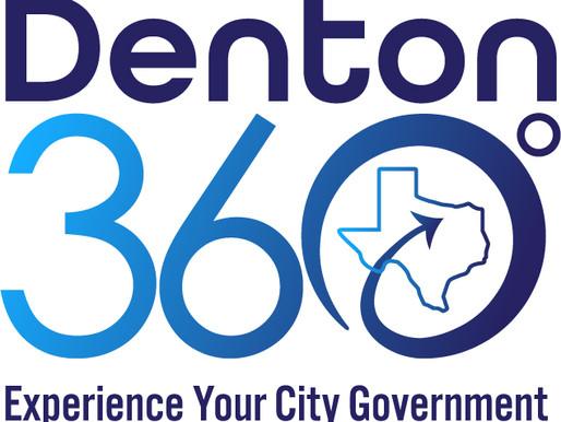 Registration Now Open for Denton 360°