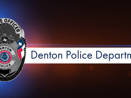 Denton PD Announces Temporary Response Protocol