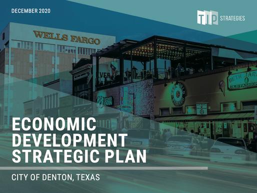 City Adopts New Economic Development Strategic Plan