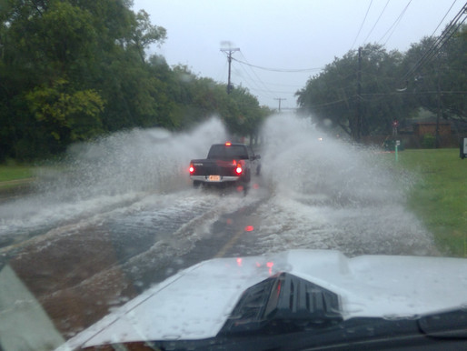 City Participates in Flood Awareness Week