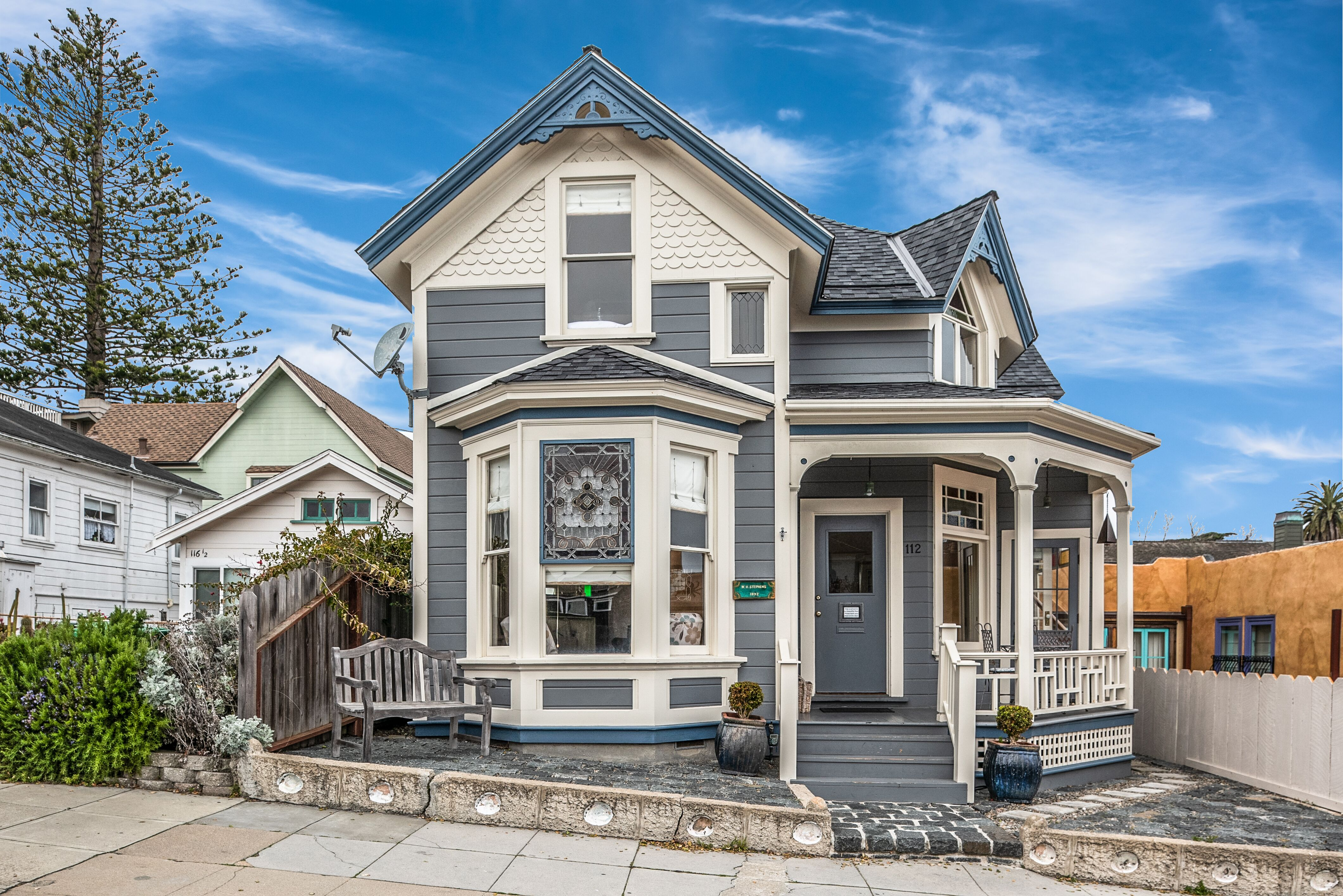 Sold Pacific Grove Victorian