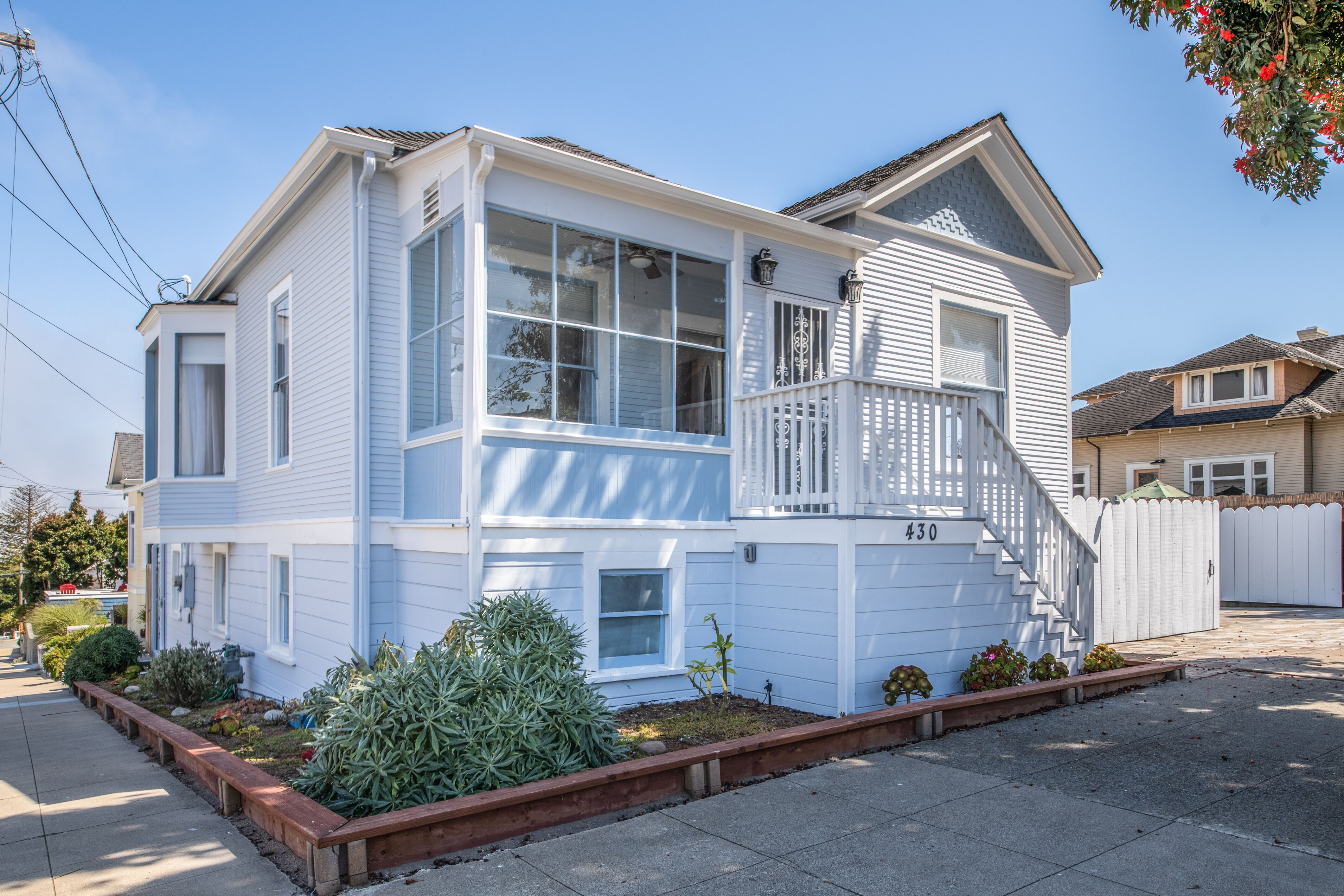 Sold Pacific Grove Bungalow