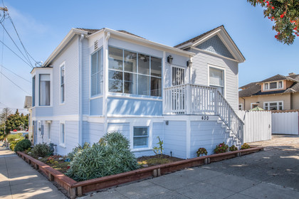 Represented Seller In Sale Of This Pacific Grove Home