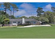 Pebble Beach Gold Course Property