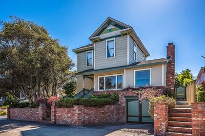 Pacific Grove Victorian