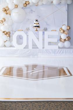 Floor Graphics - Bombay Palace