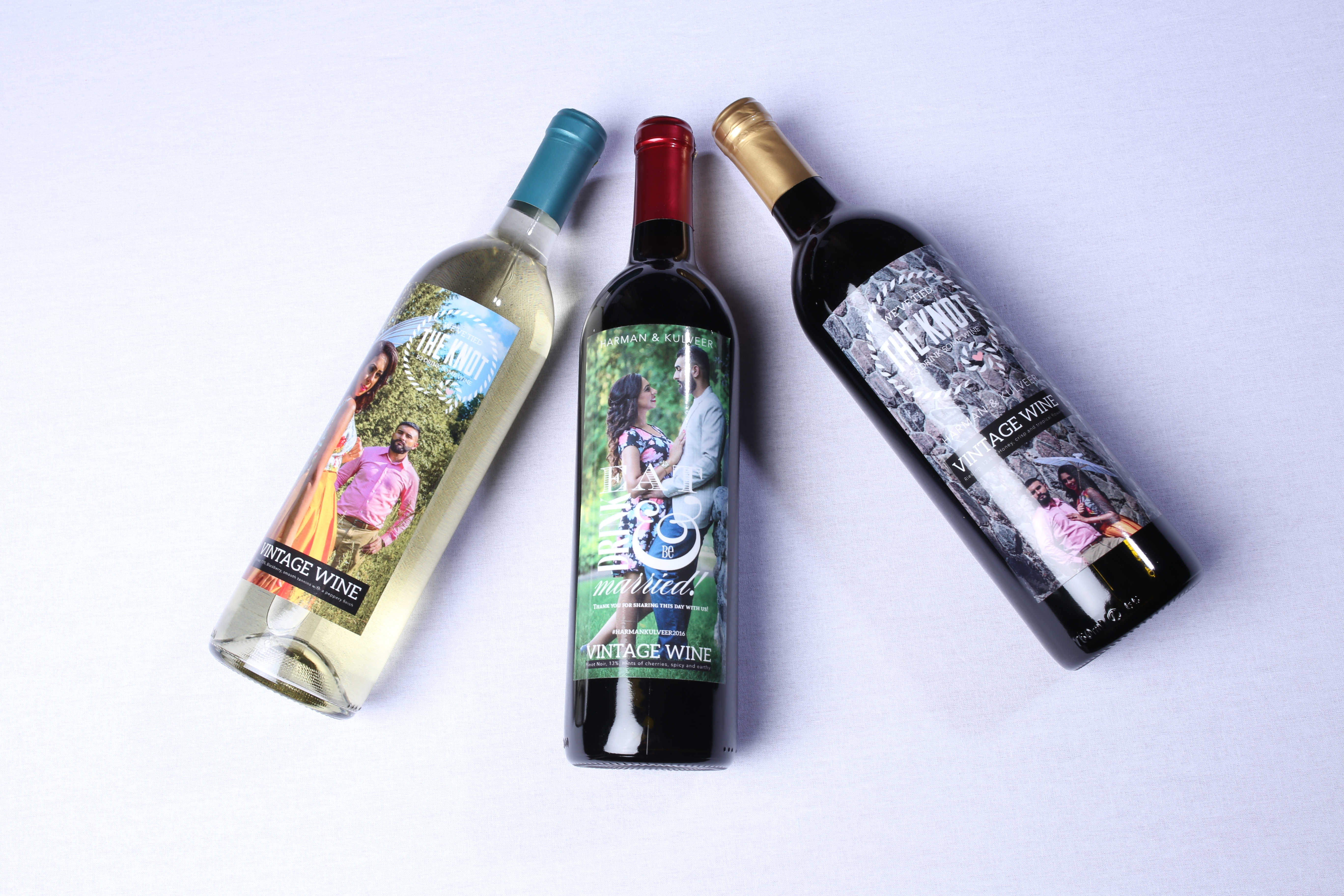 Wine Bottle Labels