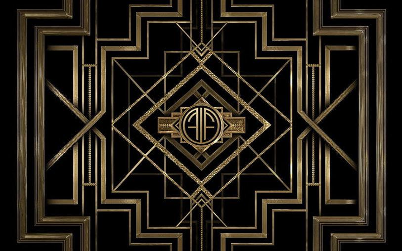 black-digital-art-gold-minimalism-wallpa