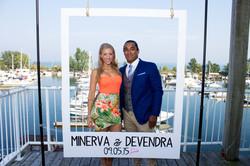 Polaroid Frame - Outdoor Weddings