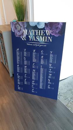 Custom Seating Charts