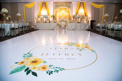 Floor Graphics - Install & Removal