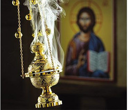 """""""Let my prayer arise to you, O Lord, as incense."""" (Psalm 141:2)"""
