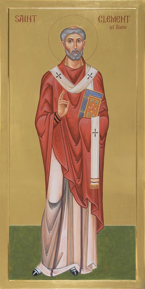 St. Clement of Rome, Aidan Hart, 21stC