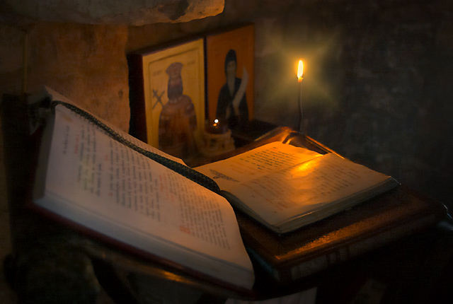 Prayer Books & Icons
