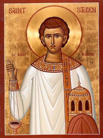 St. Stephen the First Martyr for Christ