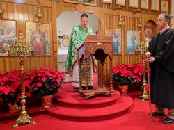 Christmas Gospel Reading